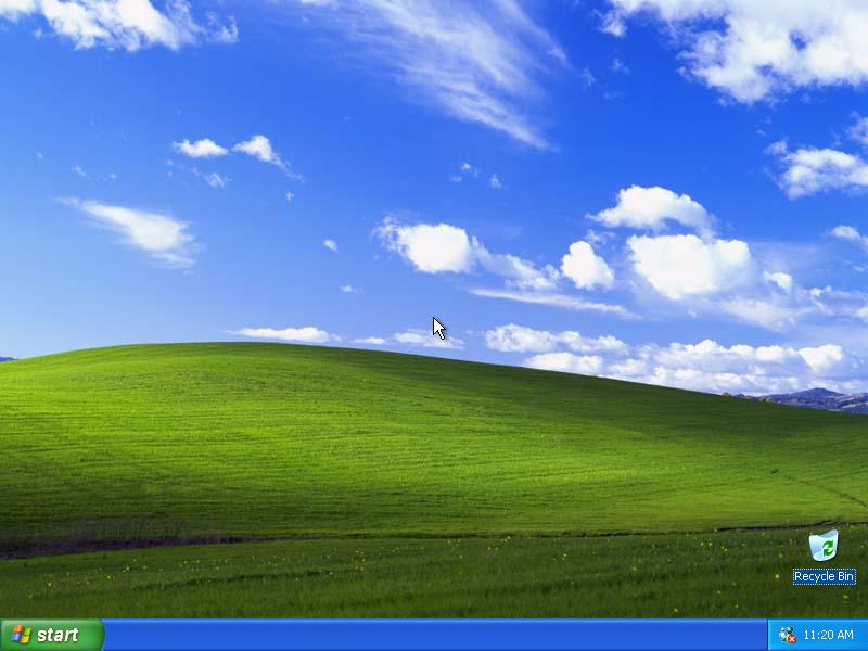 Windows XP – der gute alte Oldie – aber auch das Auslaufmodell
